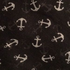 Accessories - Anchor scarf